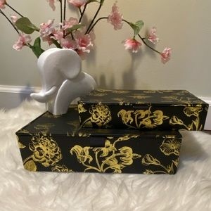Honey bee Gift Boxes set of two